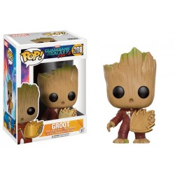 Young Groot with Shiield Funko Pop Guardians of the Galaxy Vol. 2 - 208