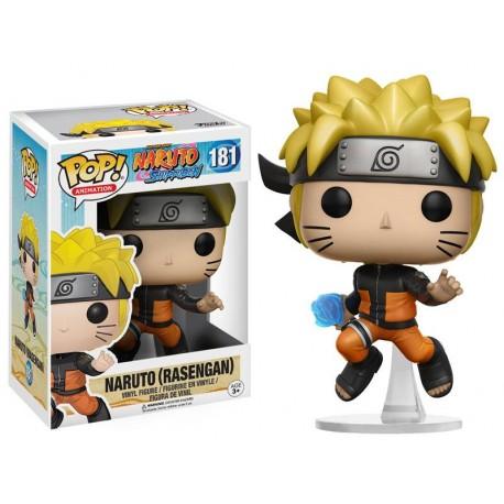 Naruto (Rasengan) Funko Pop Naruto Shippuden 181