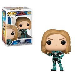 Vers Funko Pop Captain Marvel 427