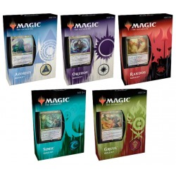 Lot de 5 Kits de guilde : L'allégeance de Ravnica