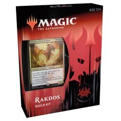 Kit de guilde : L'allégeance de Ravnica - Rakdos (Noir/Rouge)