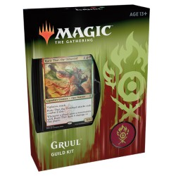 Guild Kit : Ravnica Allegiance - Gruul (Red/Green)
