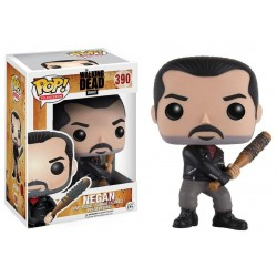 Negan with Lucille Funko Pop Television The Walking Dead Negan with Lucille 390