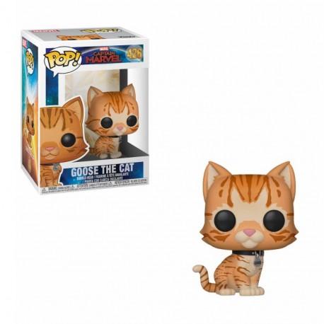 Goose the Cat Funko Pop Captain Marvel - Goose the Cat 426