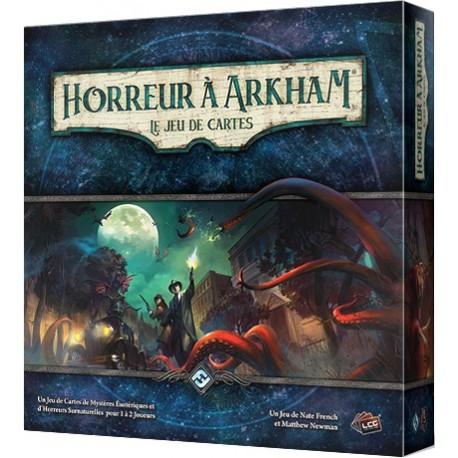 Horreur à Arkham : Le Jeu de Cartes (FR)