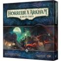 Horreur à Arkham : Le Jeu de Cartes (FR) used cards in sleeves