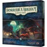Horreur à Arkham : Le Jeu de Cartes (FR) used cards in sleeves