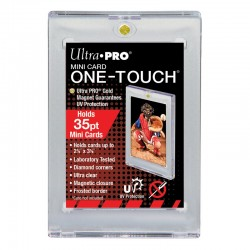 Ultra Pro - Mini Card UV One-Touch Magnetic Holder - Carte taille mini japonaise