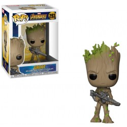 Groot - Avengers Infinity War - Funko Pop Movies 293