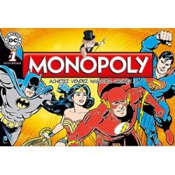 Monopoly DC Comics (FR)