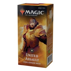 Challenger Deck 2019 - United Assault - Mono Blanc (EN)