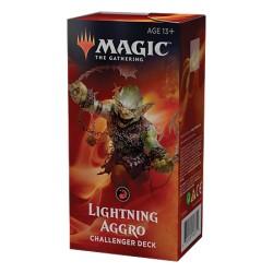 Challenger Deck 2019 - Lightning Aggro - Mono Red (EN)