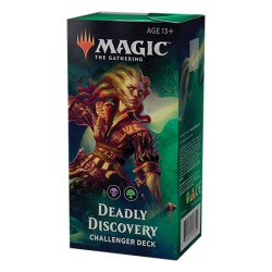 Challenger Deck 2019 - Deadly Discovery - Golgari (Black and Green) (EN)