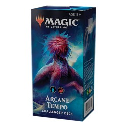 Challenger Deck 2019 - Arcane Tempo - Izzet (Blue and Red) (EN)