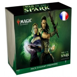 Prerelease Pack : War of the Spark (FR)