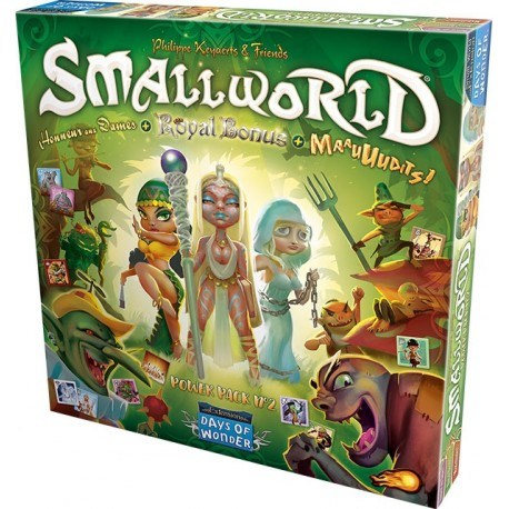 Smallworld Power Pack 2 (FR)