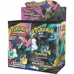 Boîte de 36 Boosters Duo de Choc Pokémon SM9 (FR)