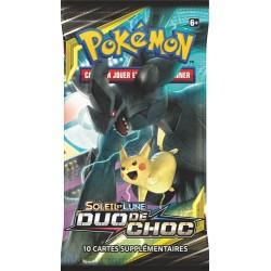 Booster Duo de Choc Pokémon SM9 (FR)