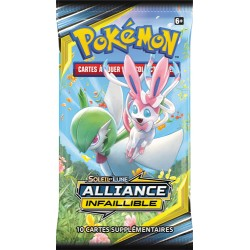 Booster Alliance Infaillible Pokémon SM10 (FR)