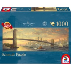 Puzzle Panorama - Brooklyn Bridge - 1000 pcs
