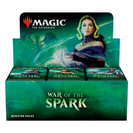 Booster Box (36 packs) : War of the Spark