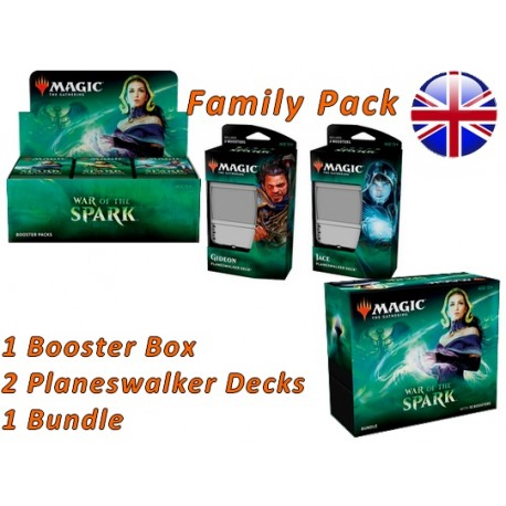 Family Pack : War of the Spark