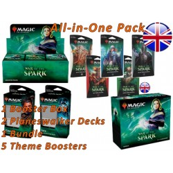 All-in-One Pack : La Guerre des Planeswalkers