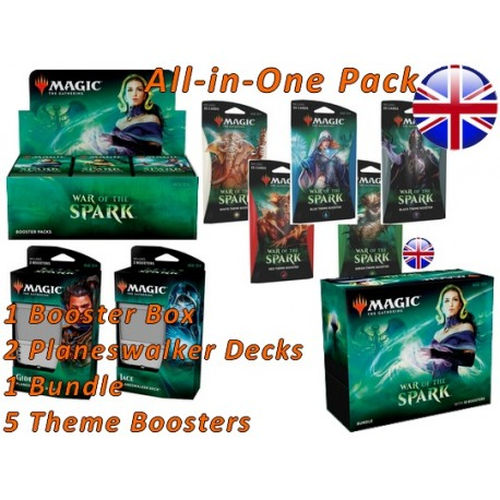 All-in-One Pack : War of the Spark