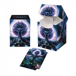 Deck Box Pro 100+ La Guerre des Planeswalkers V3 - Nicol Bolas, Dragon-dieu