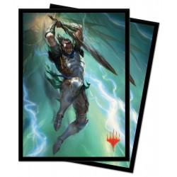 War of the Spark Ultra Pro Sleeves - Gideon Blackblade (x100)