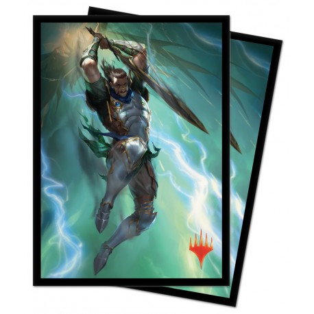 War of the Spark Ultra Pro Sleeves - Gideon Blackblade (x100)