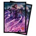 War of the Spark Ultra Pro Sleeves V2 - Liliana, Dreadhorde General (x100)