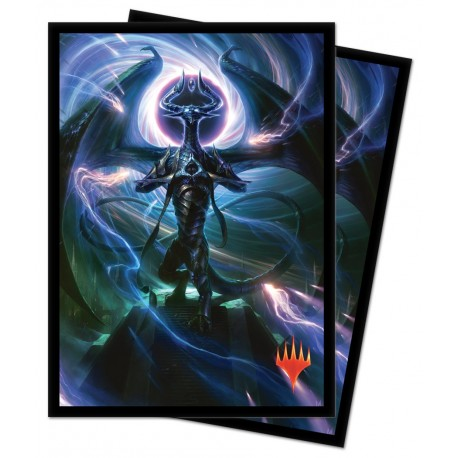 War of the Spark Ultra Pro Sleeves - Nicol Bolas, Dragon-God (x100)