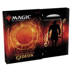 Signature Spellbook : Gideon (EN)