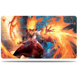 Tapis de Jeu La Guerre des Planeswalkers illustration alternative - Chandra