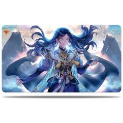 Tapis de Jeu La Guerre des Planeswalkers illustration alternative - Narset