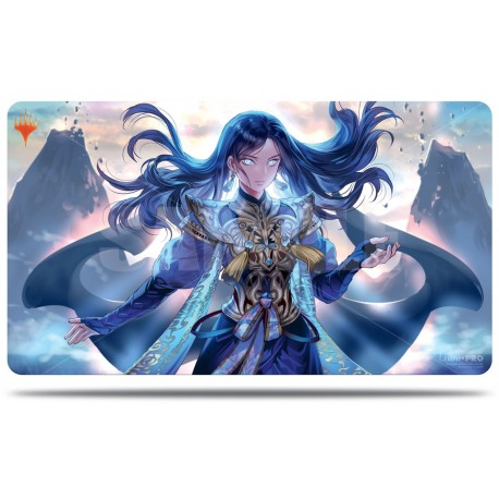 War of the Spark Arlternate Art Playmat - Narset