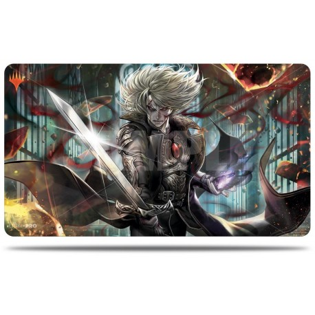 Tapis de Jeu La Guerre des Planeswalkers illustration alternative - Sorin
