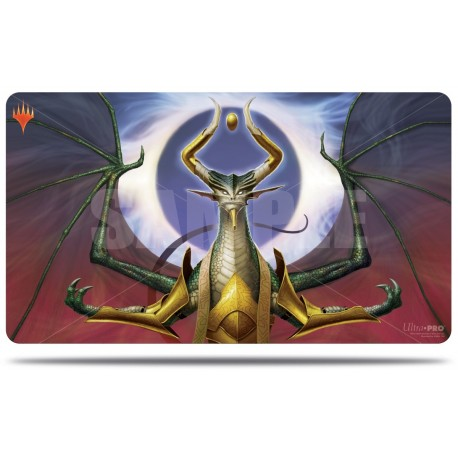 Tapis de Jeu La Guerre des Planeswalkers illustration alternative - Bolas