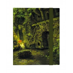 Ultimate Guard - Binder - FlexXfolio 9-Pocket - Lands Edition II - Forest