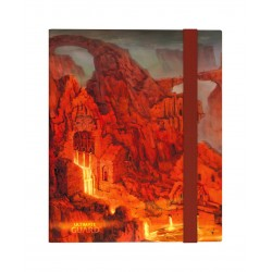 Ultimate Guard - Binder - FlexXfolio 9-Pocket - Lands Edition II - Montagne