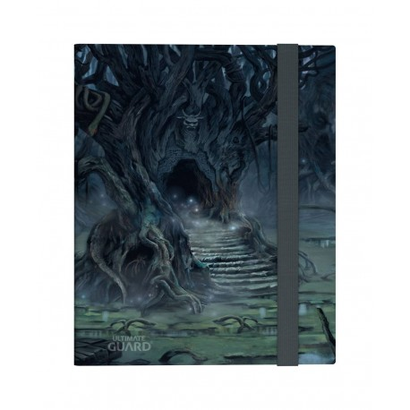 FlexXfolio 9-Pocket Swamp Lands Edition II Ultimate Guard