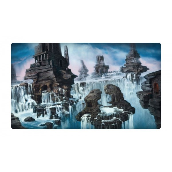 Ultimate Guard Play Mat Lands Edition Ii Island For Magic
