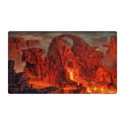 Ultimate Guard Tapis de Jeu Lands Edition II Montagne
