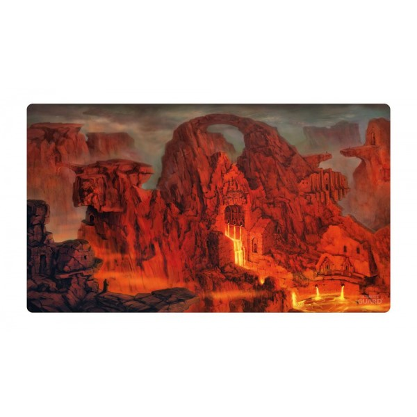 Ultimate Guard Play Mat Lands Edition Ii Mountain For