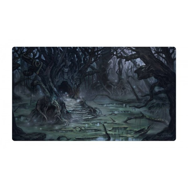 Ultimate Guard Play Mat Lands Edition Ii Swamp Playmat For