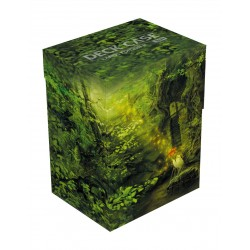 Ultimate Guard - Deck Case - Basic 80+ - Lands Edition II - Forest