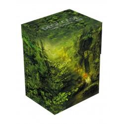 Ultimate Guard - Deck Case - Basic 80+ - Lands Edition II - Forêt