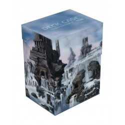 Ultimate Guard - Deck Case - Basic 80+ - Lands Edition II - Île