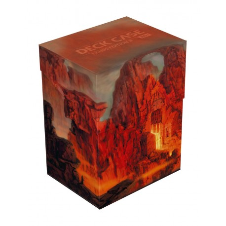Ultimate Guard Basic Deck Case 80+ Lands Edition II Mountain